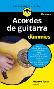 ACORDES DE GUITARRA FLAMENCO PARA DUMMIES - 2897829730