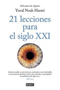 21 LECCIONES PARA EL SIGLO XXI - 2861956324