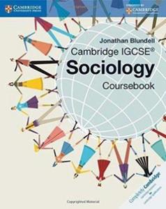 Cambridge IGCSE (R) Sociology Coursebook - 2869498174
