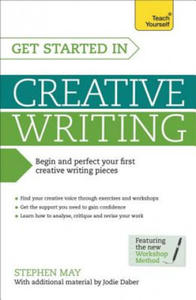 Get Started in Creative Writing: Teach Yourself - 2843500858