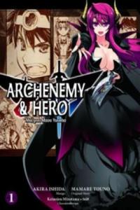 Archenemy & Hero - Maoyuu Maou Yuusha. Bd.1 - 2826865284