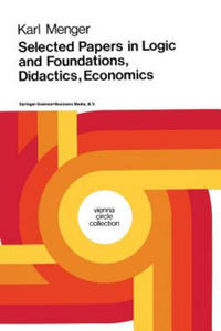 Selected Papers in Logic and Foundations, Didactics, Economics, 1 - 2826831873