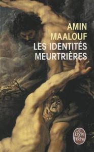 Identites Meurtrieres - 2862318472