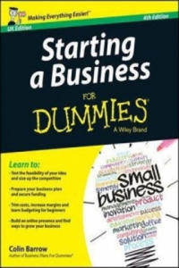 Starting a Business For Dummies - UK - 2903932062