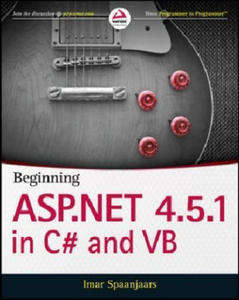 Beginning ASP.NET 4.5.1: in C# and VB - 2843285873