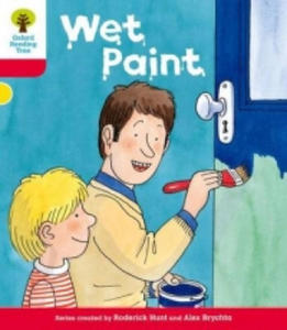 Oxford Reading Tree: Level 4: More Stories B: Wet Paint - 2854212772