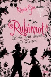 Liebe geht durch alle Zeiten - Rubinrot - 2826637930