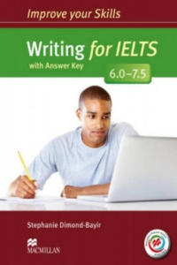 Improve Your Skills - Writing for IELTS 6.0 - 7.5 - Students Book with Key MPO Pack - 2854305876
