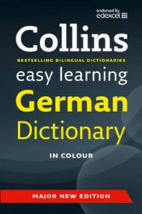 Easy Learning German Dictionary - 2844159516