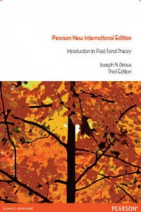 Introduction to Post-Tonal Theory: Pearson New International Edition - 2854306149