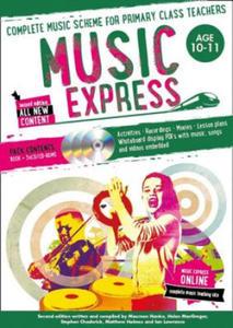 Music Express: Age 10-11 - 2854240027