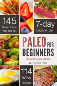 Paleo for Beginners - 2826810529