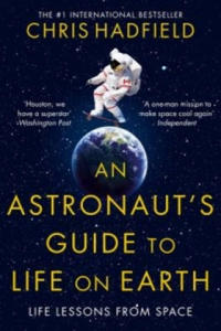 Astronaut's Guide to Life on Earth - 2826663442