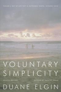Voluntary Simplicity - 2894510879