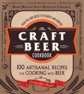 The Craft Beer Cookbook - 2836096241