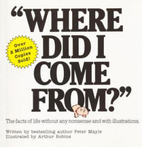 Where Did I Come from? - 2826800898