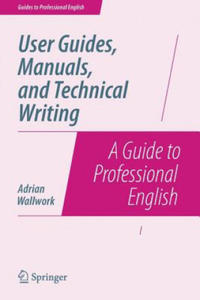 User Guides, Manuals, and Technical Writing - 2843912848