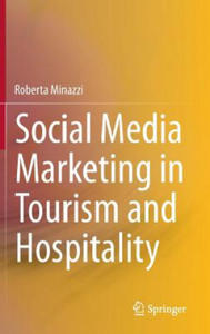 Social Media Marketing in Tourism and Hospitality - 2854227651