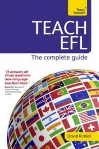 Teach English as a Foreign Language: Teach Yourself (New Edi - 2854308159