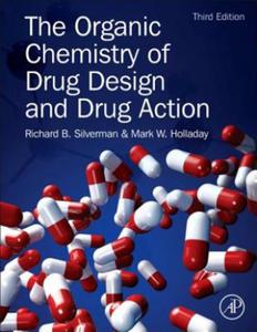 Organic Chemistry of Drug Design and Drug Action - 2854244525