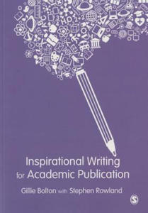 Inspirational Writing for Academic Publication - 2854308681