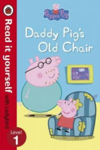 Peppa Pig: Daddy Pig's Old Chair - Read it Yourself with Lad - 2826859196