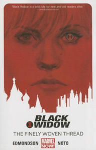 Black Widow Volume 1: The Finely Woven Thread - 2826863354