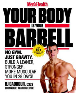 Your Body is Your Barbell - 2847098807