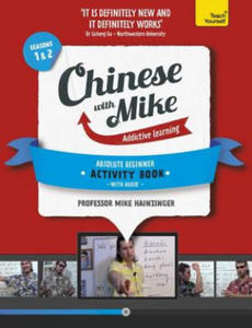 Learn Chinese with Mike Absolute Beginner Activity Book Seas - 2854185785