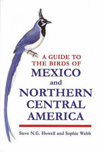 Guide to the Birds of Mexico and Northern Central America - 2853791663