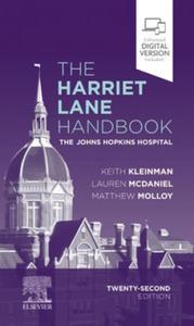 Harriet Lane Handbook - 2904282665