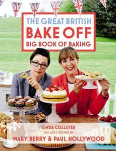 Great British Bake off: Big Book of Baking - 2854309389