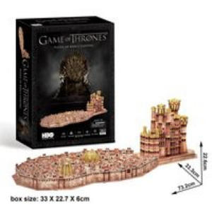 Puzzle 3D HBO Game Of Thrones 262 d - 2862014477