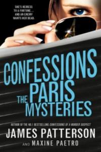 Confessions The Paris Mysteries - 2826938011