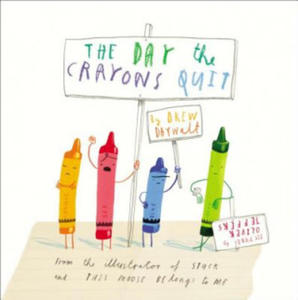 Day the Crayons Quit - 2853792657