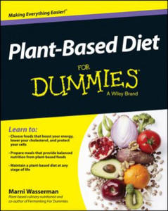 Plant-Based Diet For Dummies - 2854199716