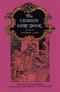 The Crimson Fairy Book - 2826785975