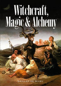 Witchcraft, Magic and Alchemy - 2878390661