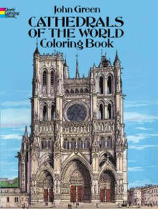 Cathedrals of the World Coloring Book - 2878366465