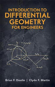 Introduction to Differential Geometry for Engineers - 2854310176
