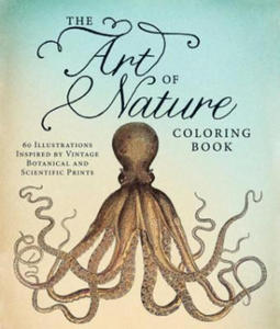 The Art of Nature Coloring Book - 2826895492