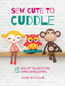 Sew Cute to Cuddle - 2826681309