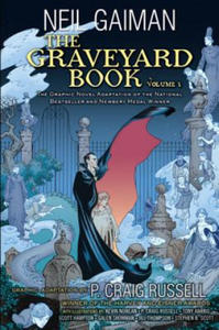 The Graveyard Book Graphic Novel. Vol.1 - 2884952645