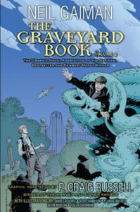 The Graveyard Book Graphic Novel. Vol.2 - 2903336296