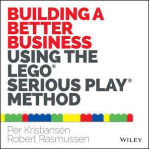 Building a Better Business Using the Lego Serious Play Method - 2826960473