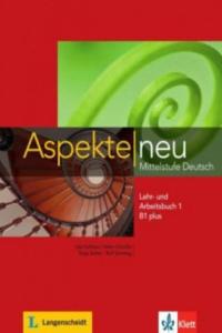 Lehr- und Arbeitsbuch B1 plus, m. Audio-CD. Tl.1 - 2842078301