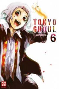 Tokyo Ghoul. Bd.6 - 2826628321