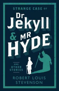Strange Case of Dr Jekyll and Mr Hyde and Other Stories - 2826648917