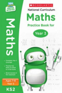 National Curriculum Maths Practice Book for Year 3 - 2854311404