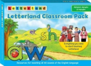 Letterland Classroom Pack - 2893805960